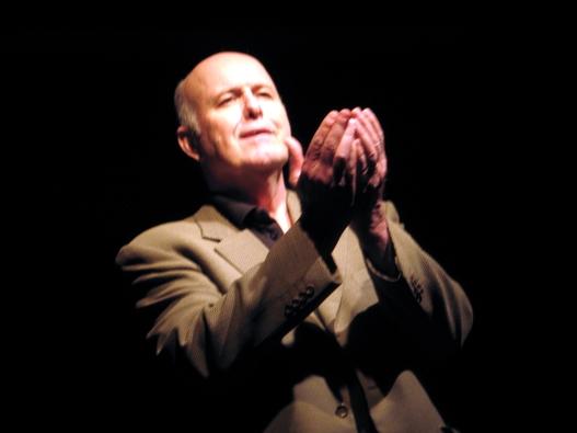Richard Fitzpatrick as Roethke