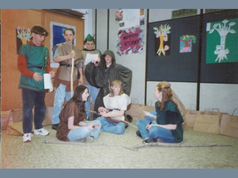 Robin Hood Workshop Image 2
